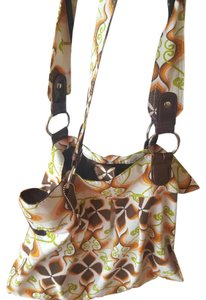 LuLu Tote in browns