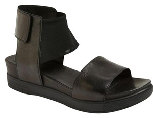 Eileen Fisher Black Platforms
