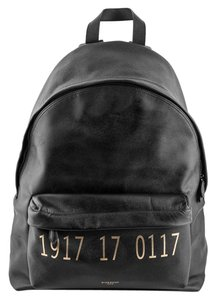 Givenchy Number Print Backpack