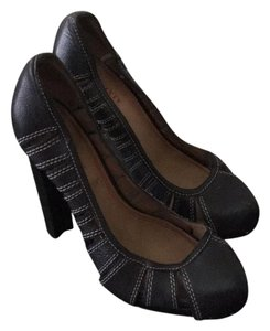 Miss Sixty Black Platforms