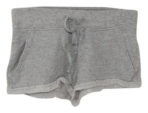 Theory Sweat Summer Mini/Short Shorts Grey