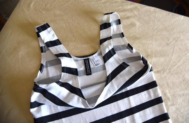 Divided by H&M Top Stripe