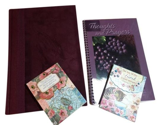 Preload https://item4.tradesy.com/images/other-thought-and-prayers-journals-and-jeweled-purse-pads-set-1640488-0-0.jpg?width=440&height=440