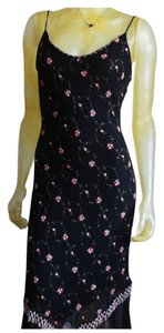 Betsey Johnson Vintage Beaded Embroidered Dress