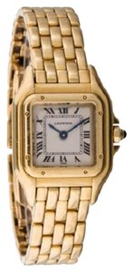Cartier Cartier Panthere Watch 18K Gold