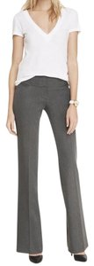 Express Editor Slacks Professional Flattering Trouser Pants Grey