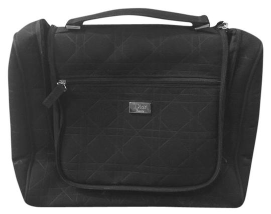 Preload https://item4.tradesy.com/images/dior-black-cannage-make-up-beauty-handle-travel-lady-cosmetic-bag-1640578-0-0.jpg?width=440&height=440