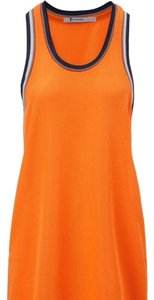 T by Alexander Wang short dress Orange on Tradesy