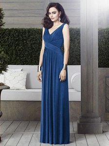 Dessy Estate Blue 2913 Dress