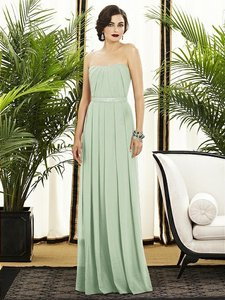 Dessy Celadon Green 2886 Dress