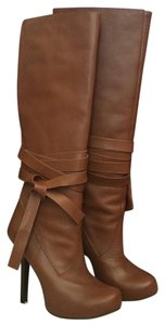 bebe Caramel brown Boots