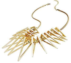 Bar III BAR III SPIKE STATEMENT NECKLACE