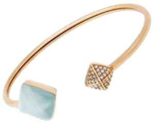 Michael Kors Michael Kors Amazonite Pyramid Bangle Bracelet