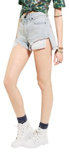 BDG Urban Outfitters Ouonyou Cut Off Shorts Distressed