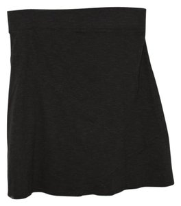 Toad&Co Cotton Skirt Black