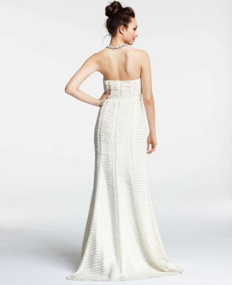 Ann taylor 282578 wedding dress tradesy weddings for Wedding dresses ann taylor