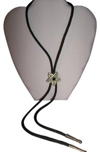 Crystal Star Bolo Necklace