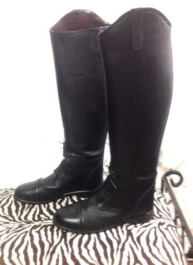 RESERVED Devon-Aire Fine Riding Boots Field Hunter/Jumper Leather Black Boots