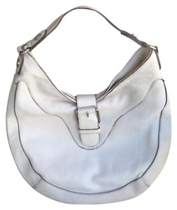 Michael Kors Silver Hardware New Modern Summer Hobo Bag