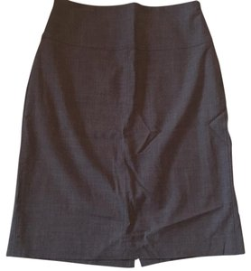 Banana Republic Skirt Gray