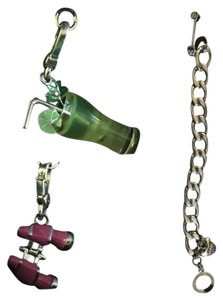 Juicy Couture Juicy couture bracelet with 6 charms