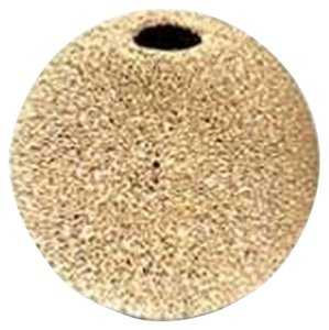 Other 6mm Gold Filled Round Stardust Bead
