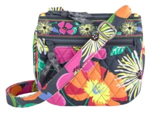 Vera Bradley Little Flap Hipster Hipster Cross Body Bag