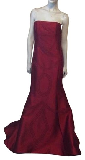 c451a2faaf durable modeling Angel Sanchez Red Dress - 79% Off Retail ...
