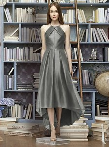 Lela Rose Charcoal Gray Lr233 Dress