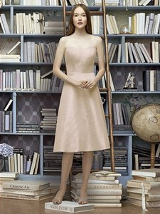 Lela Rose Pink Gold Lr229 Dress