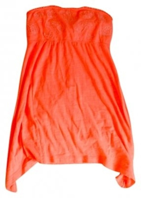 Preload https://img-static.tradesy.com/item/164086/american-eagle-outfitters-salmon-night-out-top-size-0-xs-0-0-650-650.jpg