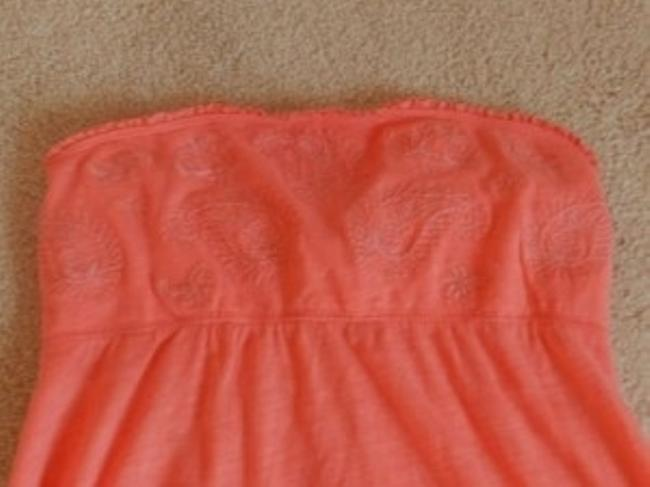 American Eagle Outfitters Top Salmon
