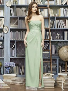 Lela Rose Celadon Green Lr221 Dress