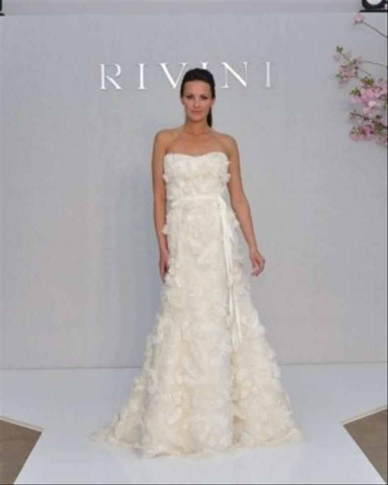 Rivini sanette wedding dress tradesy for Best way to sell used wedding dress