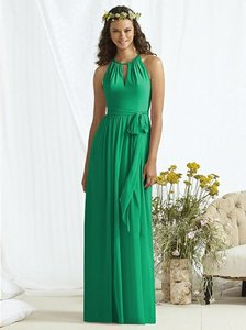 Social Bridesmaids Pantone Emerald 8170 Dress