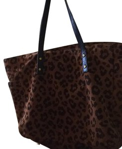 J.Crew Tote in Black And Tan