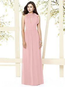 Social Bridesmaids Rose Pink 8150 Dress