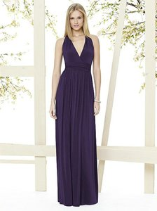 Social Bridesmaids Concord Purple 8147 Dress