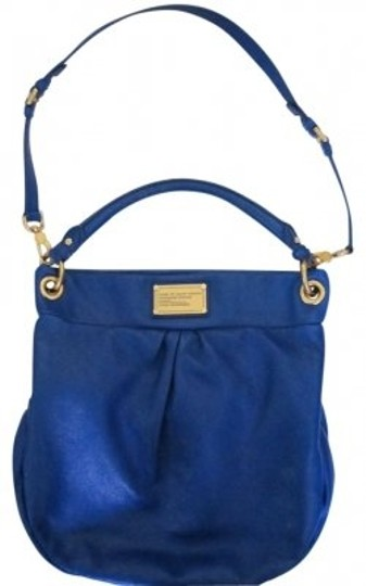 Preload https://item1.tradesy.com/images/marc-by-marc-jacobs-classic-q-hillier-meteorite-blue-leather-hobo-bag-164120-0-0.jpg?width=440&height=440