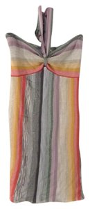 Missoni short dress Multi on Tradesy