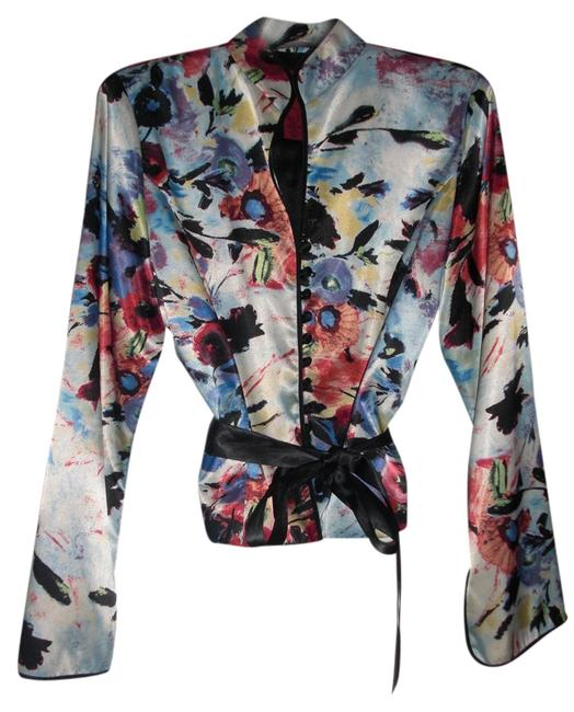 JS Collections Kimono multicolor Blazer