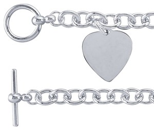 Preload https://item2.tradesy.com/images/silver-sterling-82mm-cable-chain-with-heart-plaque-charm-bracelet-1641301-0-0.jpg?width=440&height=440