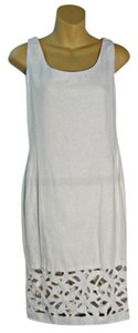 Diane von Furstenberg short dress White Lace Dvf on Tradesy