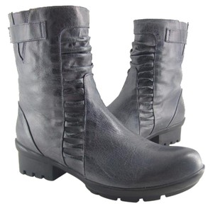 Antelope 80% Off Retail Sizes 36 38 39 Grey Leather Ankle Boots