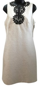 Chetta B. by Sherrie Bloom and Peter Noviello Embroidery Beading Dress
