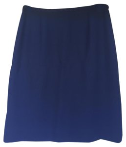 INC International Concepts Skirt Navy