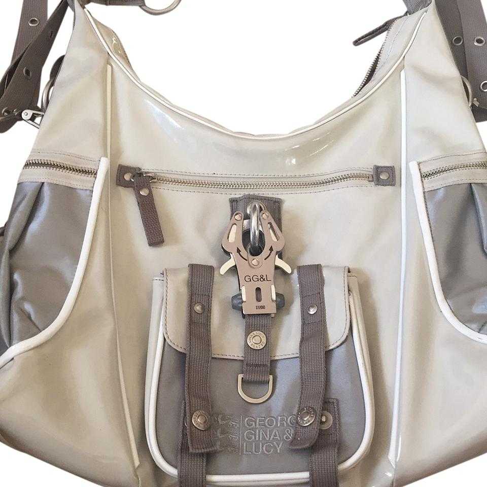 George Gina Lucy Messenger Bag