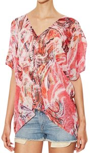 Avaleigh Top Pink/Multi