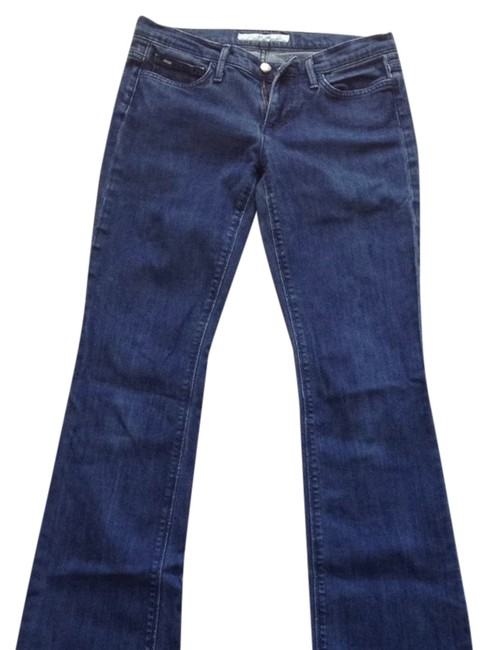 Item - Cocoa Dark Rinse Socialite Boot Cut Jeans Size 27 (4, S)