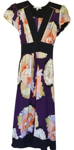 Corey Lynn Calter short dress Purple Pattern on Tradesy